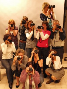Nieuw: Werkgroep Fotografie