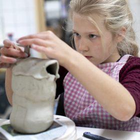 Kinderworkshop Kleidieren (7 t/m 12 jaar)