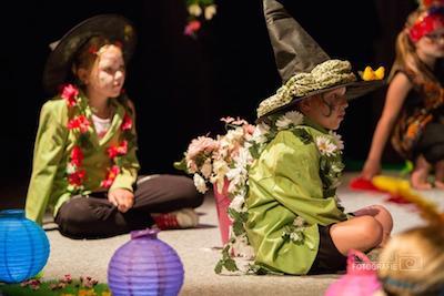 Eindpresentatie Theater Kinderen