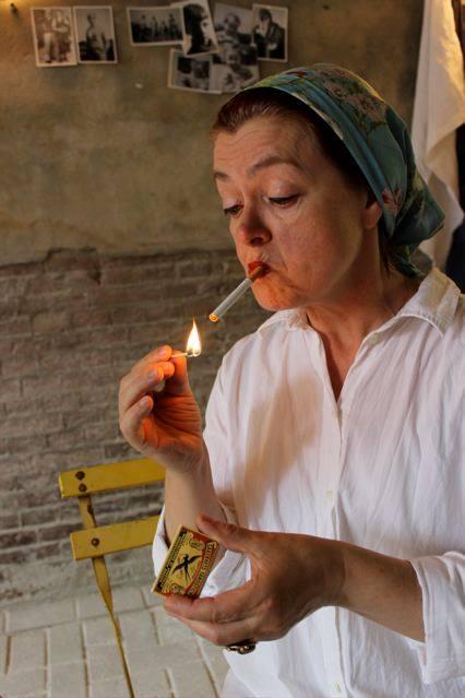 Theater bij De Blauwe Schuit: Barbara, een leven in beeld
