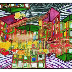 Workshop Schilderen in de stijl van Hundertwasser